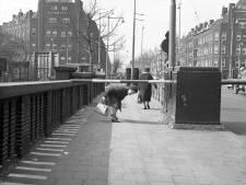 Rotterdam in 1964: als een haas onder de slagbomen door