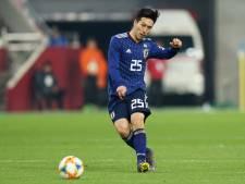 Basisspeler Yuki Kobayashi wint met Japan