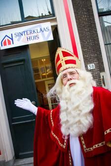 Sinterklaashuis even 'wereldnieuws'