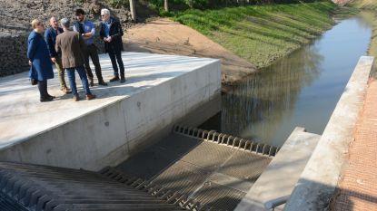 Droge voeten langs N419 dankzij nieuw pompstation Zwaluwbeek