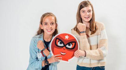 Tieners in de bres voor Rode Neuzen