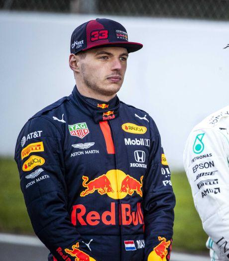 F1-teambazen zetten Verstappen op twee bij verkiezing 'beste coureur van het seizoen'