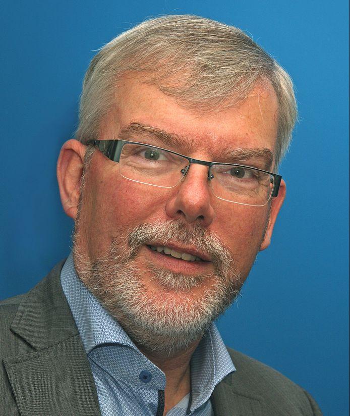 Johan Alebregtse, coördinator JobGroups bij JobHulpMaatje Zoetermeer.