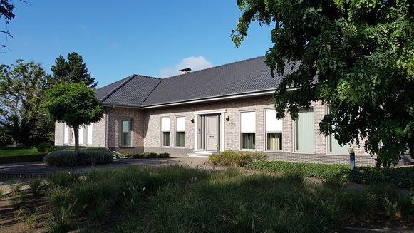 De oude vertrouwde villa zal volgend jaar verdwijnen.