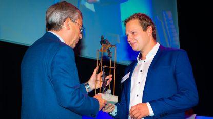 Van grondwerker tot spoorwegbouwer: Confederatie Bouw roept Kristof Papeleu uit tot jonge Vlaamse ondernemer van het jaar