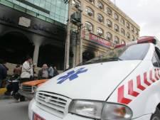 Truc van rijke particulieren: met privé-ambulance langs de file