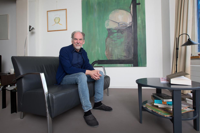 Socioloog Kees Vuyk: 'Succes leidt vaak tot een tunnelvisie, ook bij intelligente mensen: ze erkennen de nadelen niet meer'.
