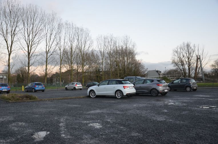 De IKORN-parking in de Onderwijslaan zal nog worden uitgebreid.