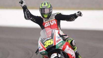 Crutchlow boekt in Argentinië derde zege in MotoGP, Xavier Simeon finisht als 21ste