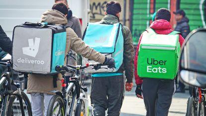 Uber Eats en Deliveroo doorgelicht: mogelijk oneerlijke marktpraktijken