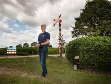 Wim Esselink verloor vrouw en dochtertje (5) bij onbewaakte spoorovergang Winterswijk