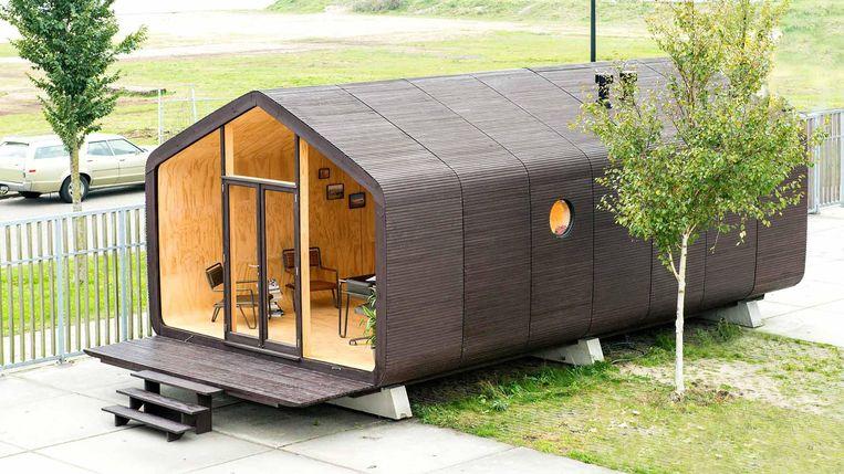 Een eigen huis, een plekje van karton   Nieuws   HLN