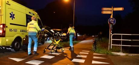 Jong fietsster naar ziekenhuis na aanrijding in Den Ham
