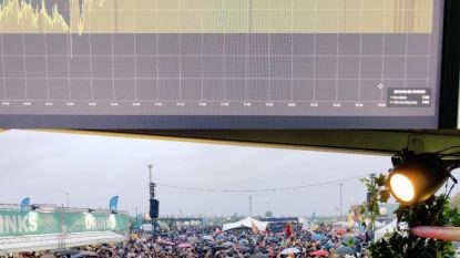 MensenMassaMeter telt hoeveel volk er op een evenement is