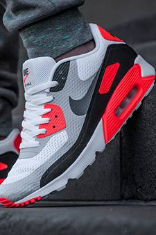 Nike Air Max razend populair in Overijssel