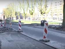 Bewoners Alphatoren Enschede woest over fietsstraat: 'Dit is een vorm van terreur'