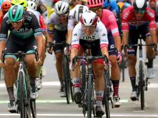 Jasper Philipsen enlève la 1e étape du BinckBank Tour à Ardooie