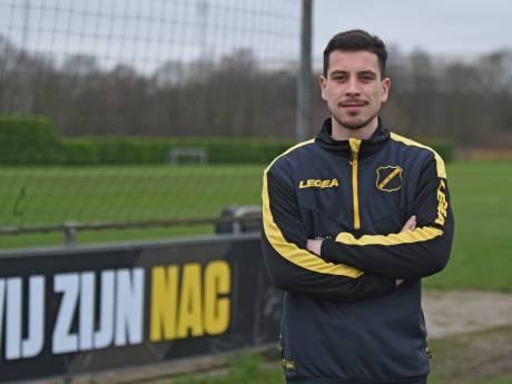NAC haalt Thom Haye voor drie jaar binnen