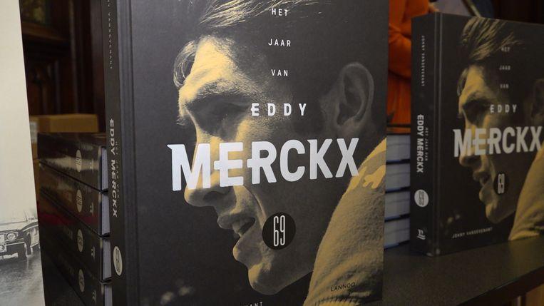 """Merckx stelt """"69. Het jaar van Eddy Merckx"""" voor"""