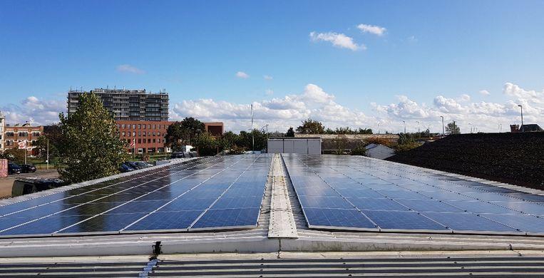 Revi Food investeert fors in ecologische maatregelen, waaronder 410 zonnepanelen.