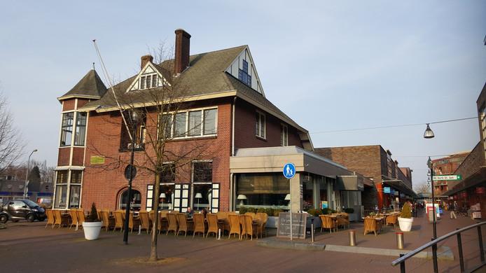 Het huidige restaurant Villa Bon't.