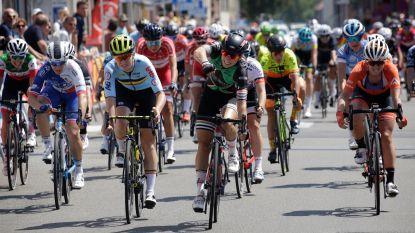Top vrouwenwielrennen zaterdag in Watervliet: zesde editie BeNeLadies Tour palmt dorp hele dag in