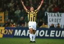Dejan Curovic in het shirt van Vitesse in 1998.