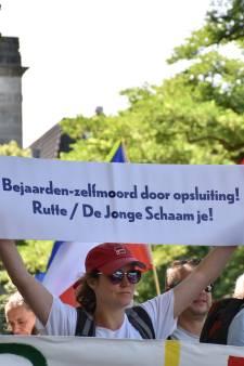 Gemist? Viruswaanzin bedankt burgemeester en kindje valt uit raam aan Nicolaas Tulpstraat