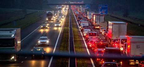 Minister: maximum snelheid op A50 bij Ewijk en Wijchen blijft op 130 km/u
