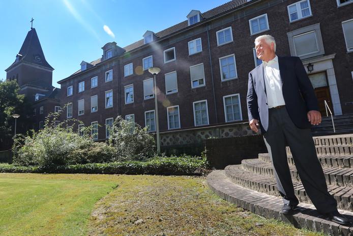 Hein van Oorschot, voorzitter van het College van Bestuur van de NHTV in Breda.