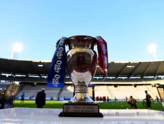 Rupel Boom en Thes geven verstek in Croky Cup, Eupen en Genk bekeren verder zonder te spelen
