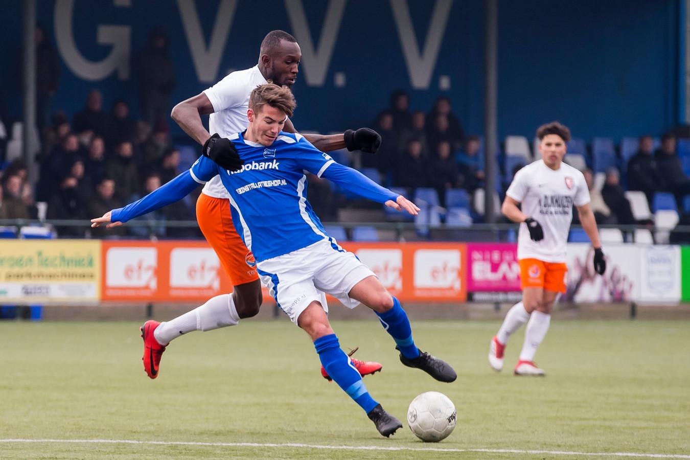 Mart de Jong moet met GVVV de beroerde seizoensstart een halt toeroepen.