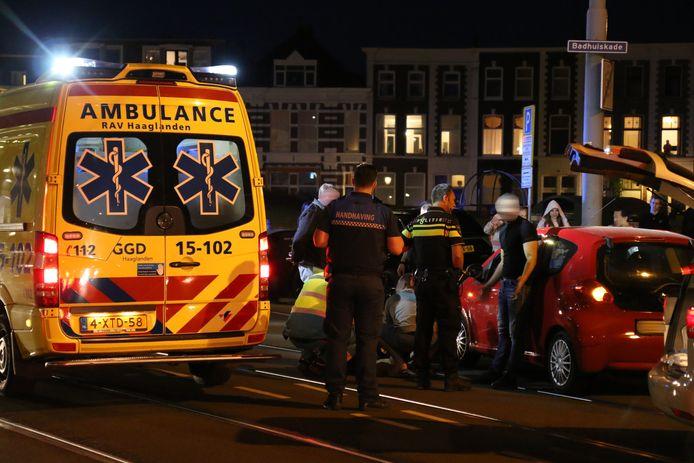 De traumahelikopter was gealarmeerd voor het incident, maar werd boven de locatie gecanceld