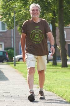 Udenaar loopt helse wandeltocht van 100 kilometer voor negende keer uit