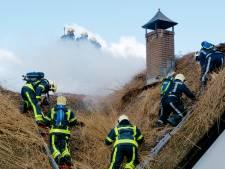 Brandweermannen Elspeet krijgen koninklijke onderscheiding