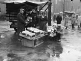 Toen en Nu: sinds 1926 met bloemenstal op het Janskerkhof