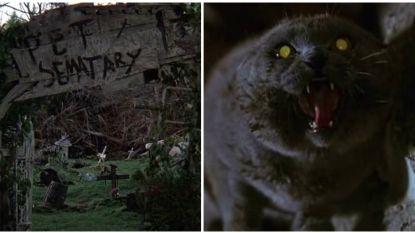 Na 'IT' krijgt ook Stephen Kings 'Pet Sematary' griezelige remake