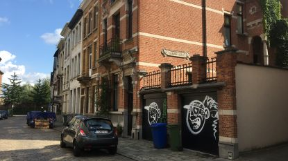 Net tijdens graffiti-evenement bekladden vandalen 60 gevels met graffiti in Antwerpse wijk