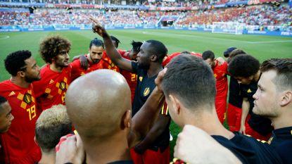 """Onze chef voetbal zag hoe dit niet het plan was, maar: """"De Gouden Generatie zal zichzelf dan maar moeten bewijzen tegen Brazilië. Ook al vinden wij dat het anders had gekund"""""""