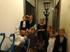 Musical met spelers van jong tot oud op Narnia-podium