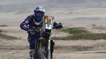 De Soultrait snelste bij motoren in derde Dakar-rit, leider Barreda moet opgeven - Peterhansel wint bij wagens