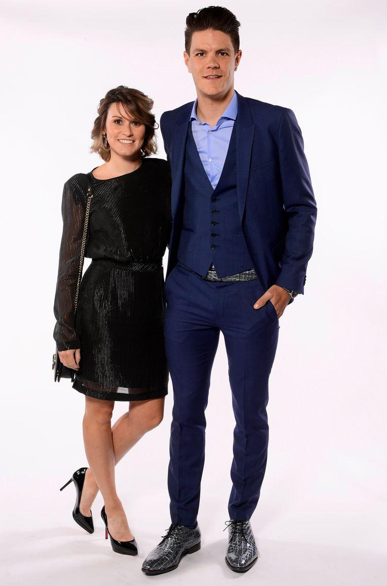 Jasper Stuyven & Elke Bleyaert.