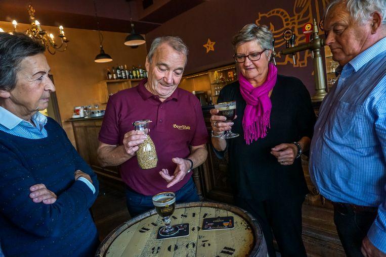 Ook in Mechelen kan je een BeerWalk volgen