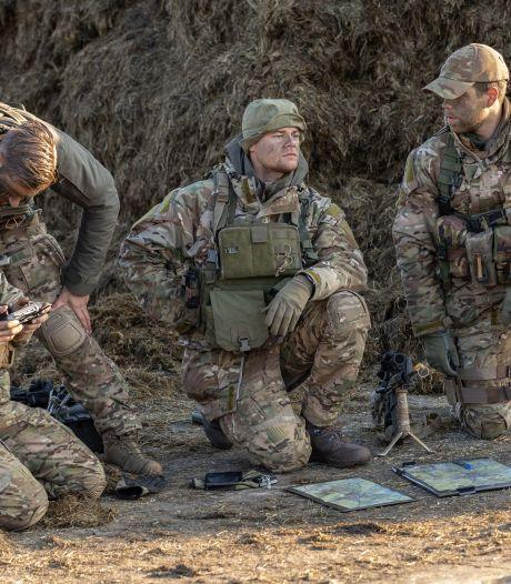 Landmacht houdt grote oefening in onder andere 't Harde, maar ook buiten defensieterrein