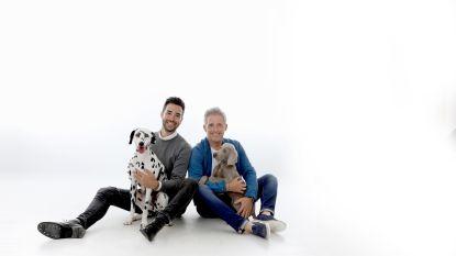Christoff koopt hond voor zijn verloofde