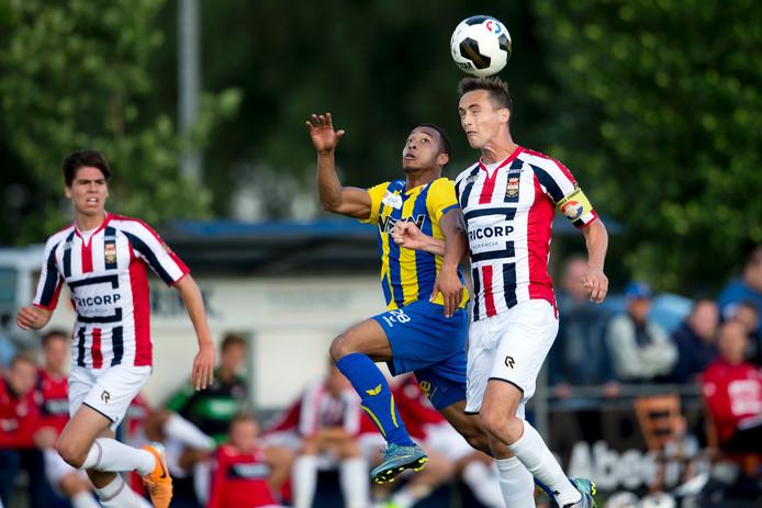 Willem II - FC Oss 1-1.
