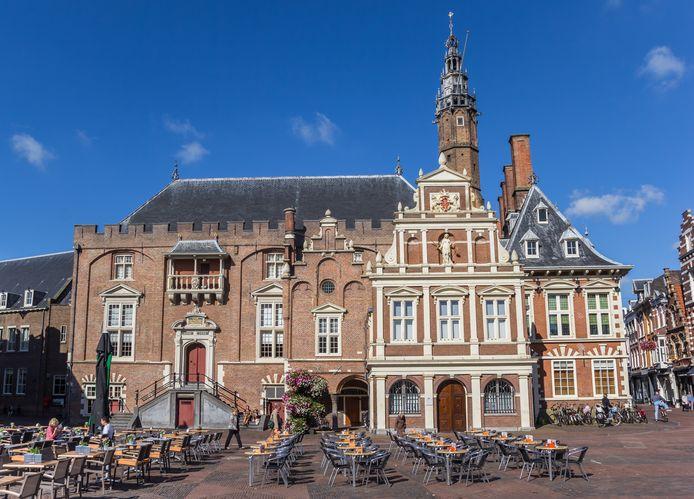 Stadhuis in Haarlem