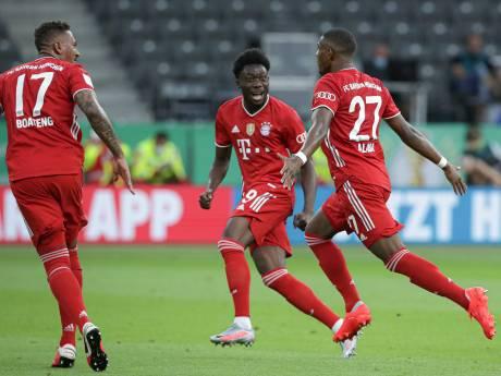 LIVE | Bayern München snel op rozen in bekerfinale tegen Bayer Leverkusen
