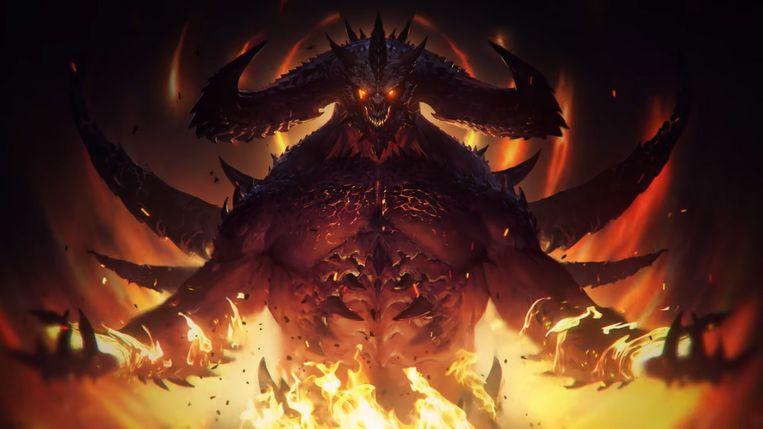 Diablo Immortal.