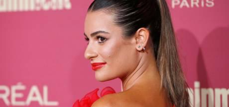Lea Michele zegt sorry tegen oud-Glee-collega na ophef